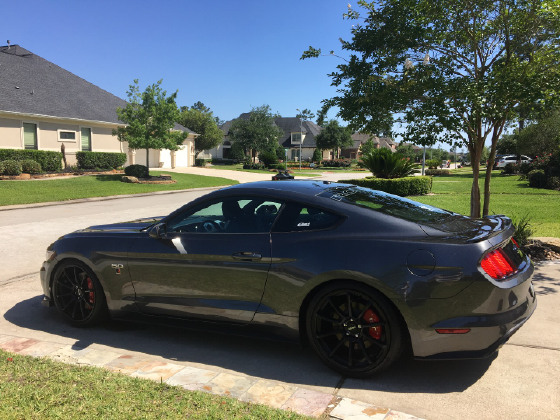 2015 Ford Mustang GT:9 car images available