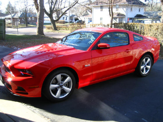 2013 Ford Mustang GT:6 car images available