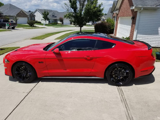 2018 Ford Mustang GT:17 car images available