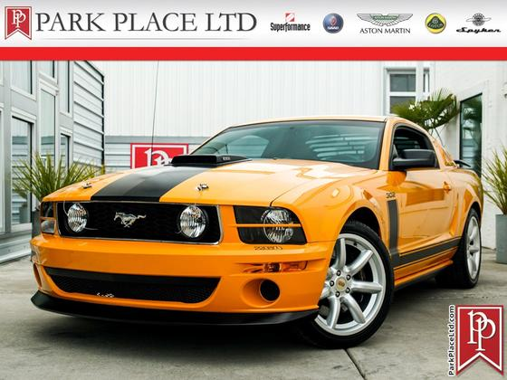 2007 Ford Mustang GT:24 car images available