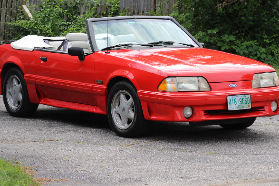 1993 Ford Mustang GT:6 car images available
