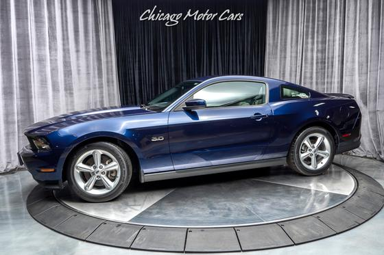 2012 Ford Mustang GT:24 car images available