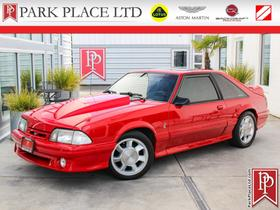 1991 Ford Mustang GT:24 car images available