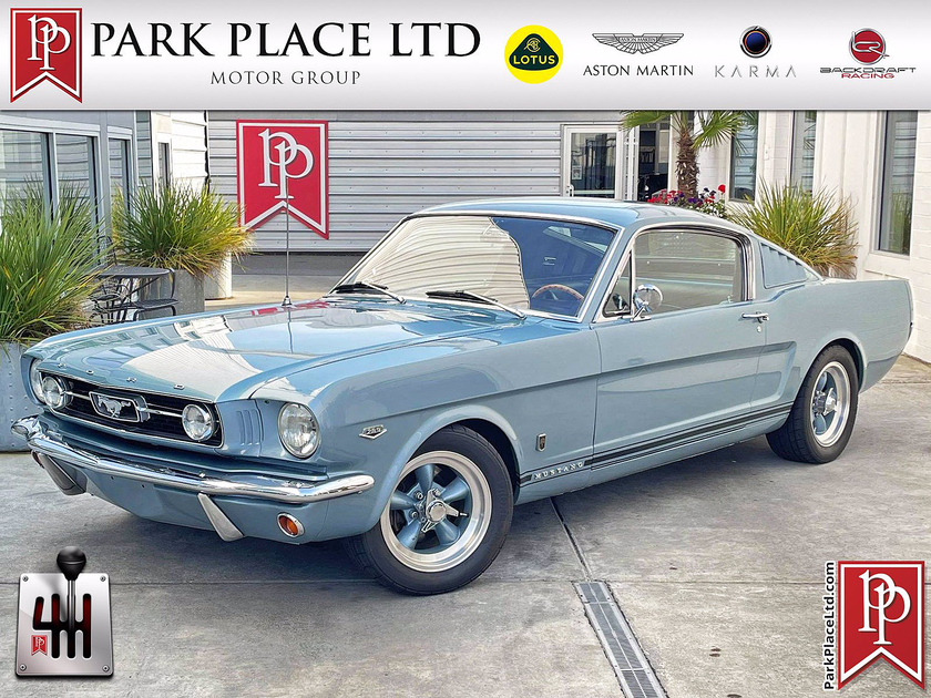 1966 Ford Mustang GT:23 car images available