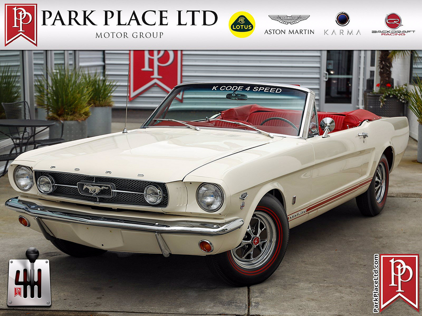 1965 Ford Mustang GT:24 car images available