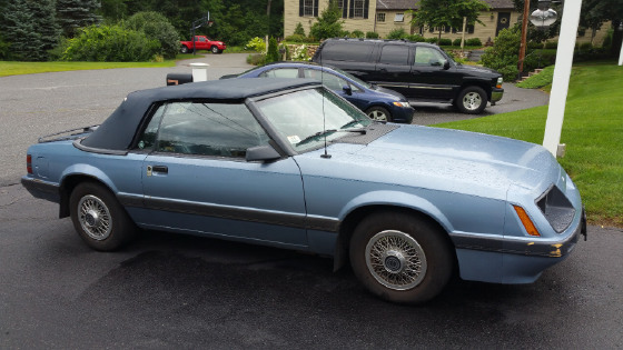 1986 Ford Mustang LX