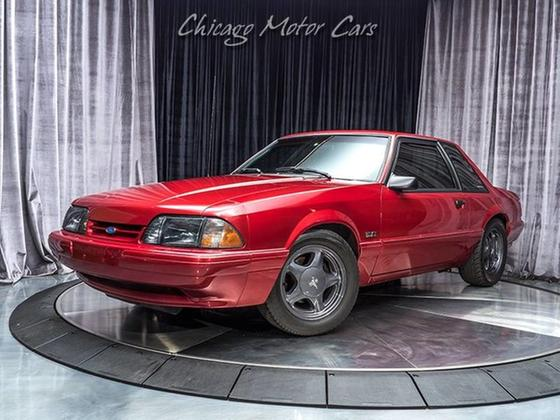 1992 Ford Mustang LX:24 car images available
