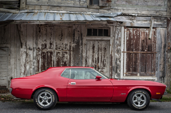 1971 Ford Mustang LX