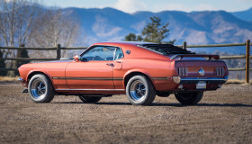 1969 Ford Mustang Mach 1:21 car images available