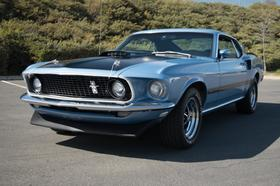 1969 Ford Mustang Mach 1:9 car images available
