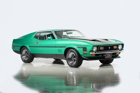 1971 Ford Mustang Mach 1:24 car images available