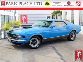 1970 Ford Mustang Mach 1:24 car images available