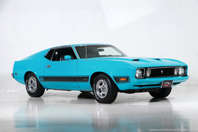 1973 Ford Mustang Mach 1