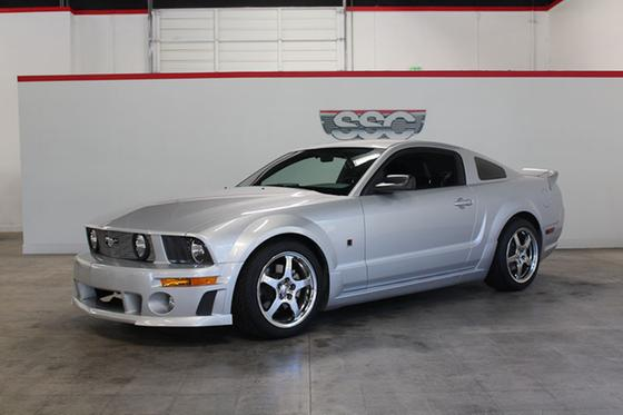 2008 Ford Mustang Roush:9 car images available