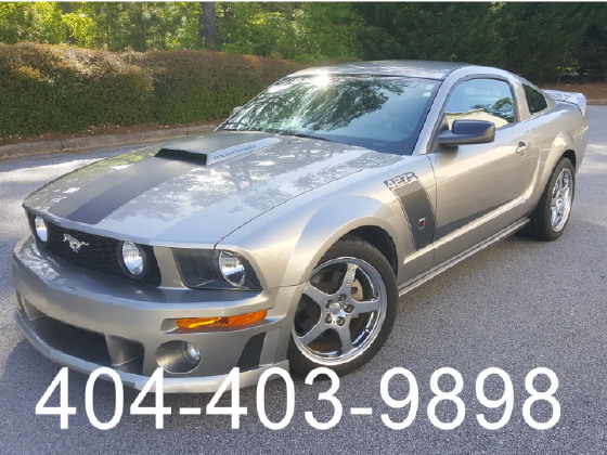 2008 Ford Mustang Roush:12 car images available