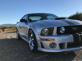 2007 Ford Mustang Roush