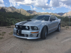 2007 Ford Mustang Roush:10 car images available