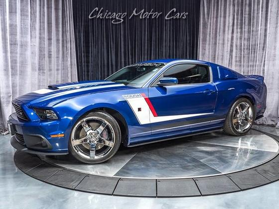 2014 Ford Mustang Roush For Sale In West Chicago Il Global