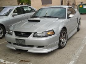 2000 Ford Mustang Roush