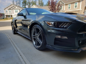 2015 Ford Mustang Roush:6 car images available