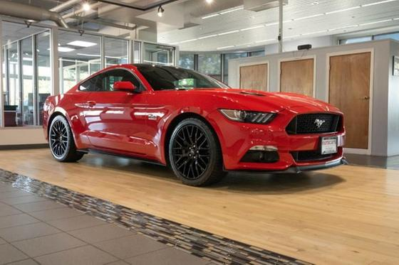 2016 Ford Mustang Roush