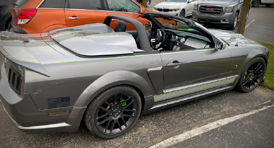 2009 Ford Mustang Roush:6 car images available