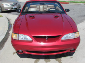 1998 Ford Mustang SVT Cobra:7 car images available