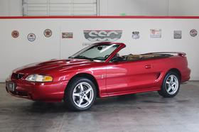 1998 Ford Mustang SVT Cobra:9 car images available