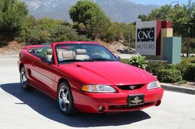 1994 Ford Mustang SVT Cobra:24 car images available