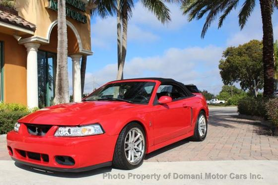 2003 Ford Mustang SVT Cobra:24 car images available