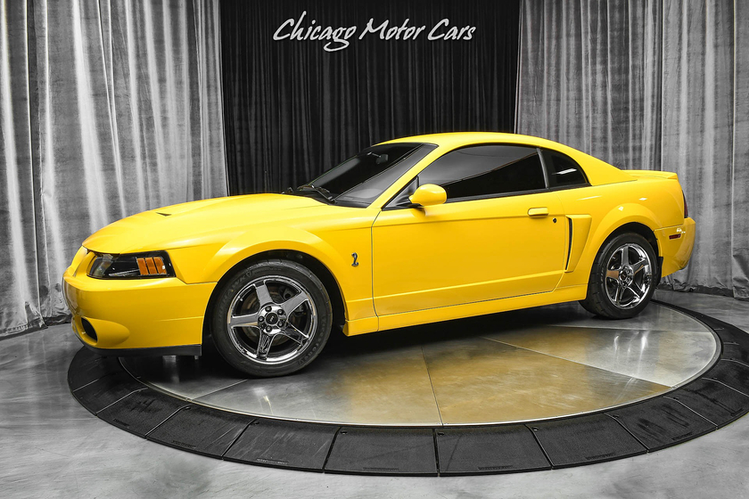 2004 Ford Mustang SVT Cobra:24 car images available