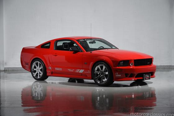 2005 Ford Mustang Saleen:24 car images available