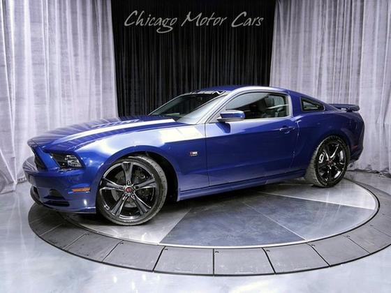 2014 Ford Mustang Saleen:24 car images available