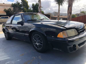 1989 Ford Mustang Saleen:14 car images available