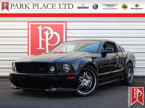 2008 Ford Mustang Saleen:24 car images available