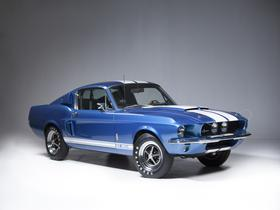 1967 Ford Mustang Shelby GT350:24 car images available