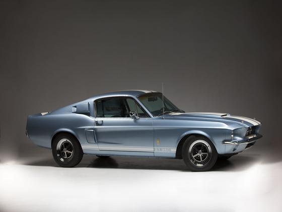 1967 Ford Mustang Shelby GT350:18 car images available