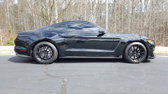 2016 Ford Mustang Shelby GT350:13 car images available