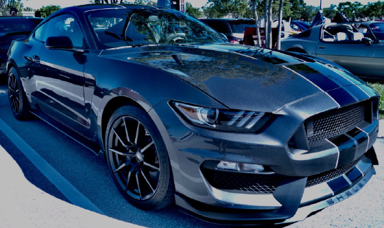 2016 Ford Mustang Shelby GT350:6 car images available