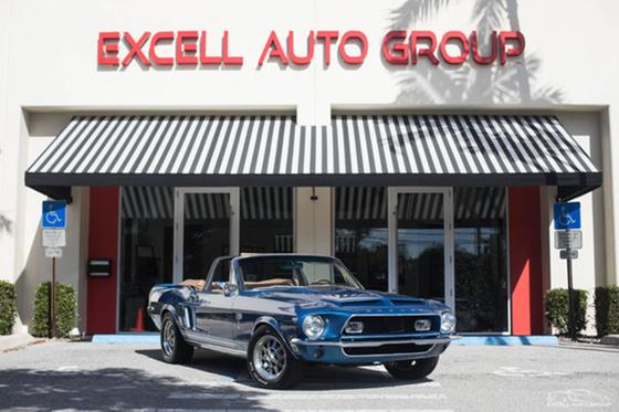 1968 Ford Mustang Shelby GT350:24 car images available