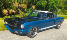 1965 Ford Mustang Shelby GT350:9 car images available