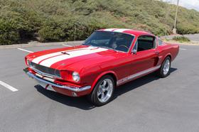 1966 Ford Mustang Shelby GT350:9 car images available