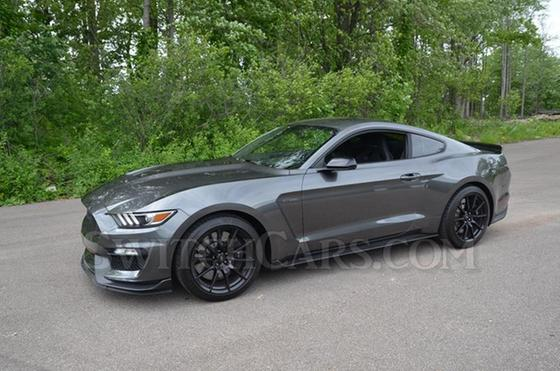 2015 Ford Mustang Shelby GT350:24 car images available