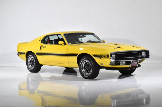 1969 Ford Mustang Shelby GT350:24 car images available