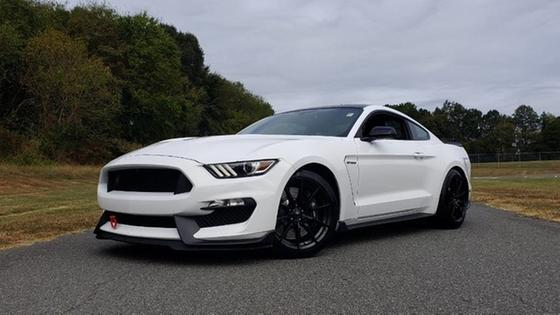 2018 Ford Mustang Shelby GT350:24 car images available