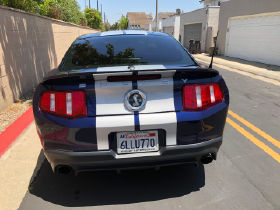 2010 Ford Mustang Shelby GT350