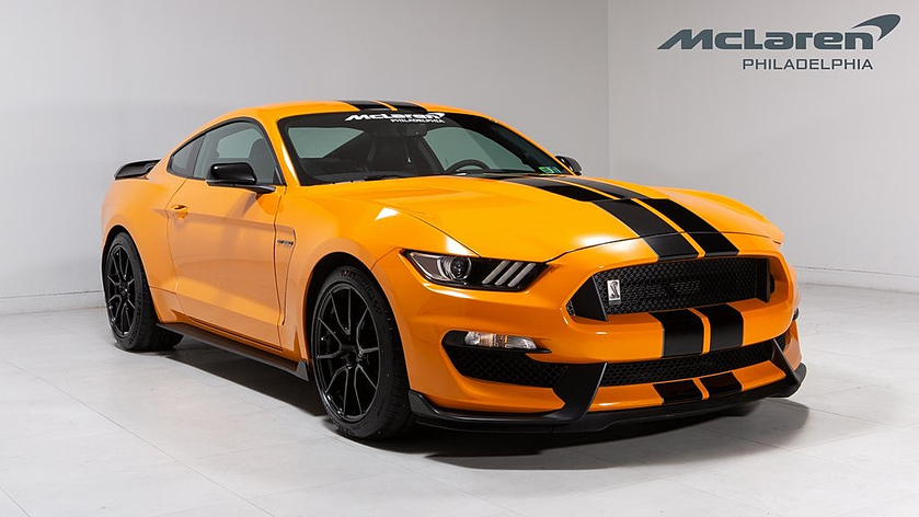 2019 Ford Mustang Shelby GT350:23 car images available