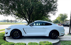 2015 Ford Mustang Shelby GT350