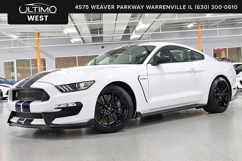 2019 Ford Mustang Shelby GT350:24 car images available