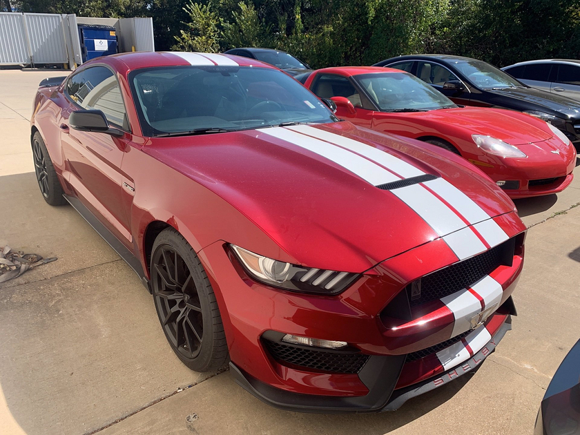 2017 Ford Mustang Shelby GT350:6 car images available